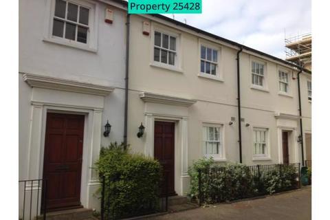 2 bedroom terraced house to rent - 2 Cambray Mews, Wellington Street, Cheltenham, GL50 1XL