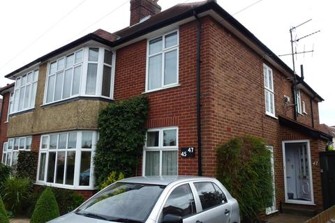 2 bedroom maisonette to rent - Crescent Road, Felixstowe, IP11 7PD