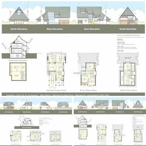 5 bedroom detached house for sale - Silksworh Hall Drive , Sunderland  SR3