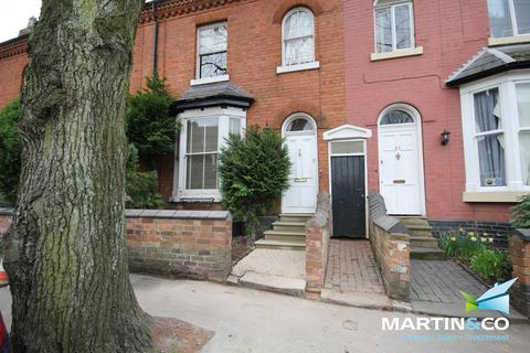 5 bedroom terraced house to rent - Albany Road, Harborne, B17