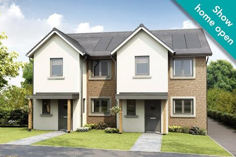 3 bedroom semi-detached house for sale - Plot 1, The Ash 3, Ashgrove, Straiton, Midlothian