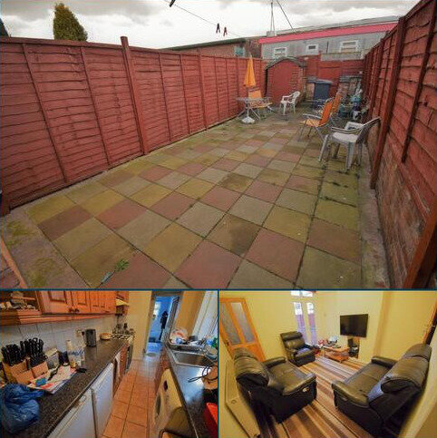 3 bedroom terraced house to rent - Haynes Road, Leicester