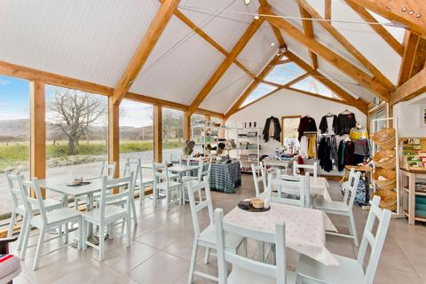 Cafe for sale - Caoldair Pottery Shop & Cafe, Laggan Bridge, By Newtonmore