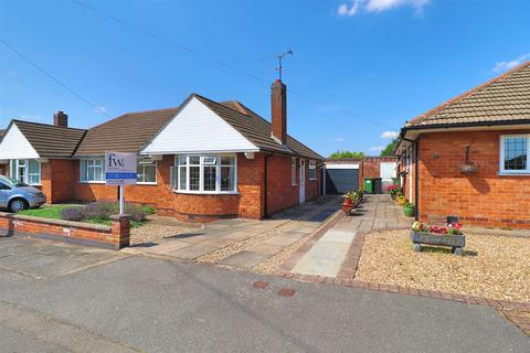 2 bedroom bungalow for sale - Foxhunter Drive, Oadby, Leicester