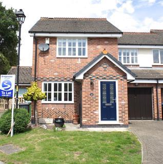 3 bedroom house to rent - Bucklow Gardens, Lymm, WA13 9RQ