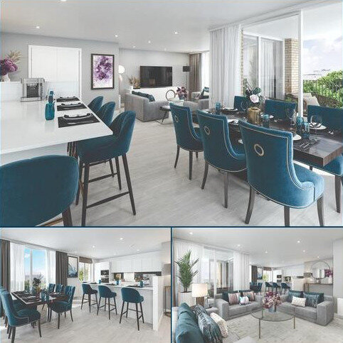 2 bedroom apartment for sale - Plot 278, Highwood Place at Ridgeway Views, The Ridgeway, Mill Hill, LONDON NW7