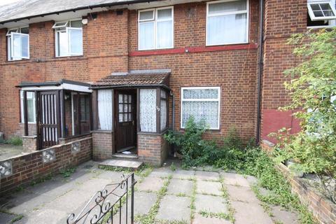 4 bedroom terraced house to rent - Braybrook Street, East Acton, London, Surrey, W12 0AL
