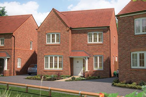 4 bedroom detached house for sale - Plot The Aspen  042, The Aspen  at Pear Tree Meadows, Pear Tree Meadows, Queen's Drive, Cheshire CW5