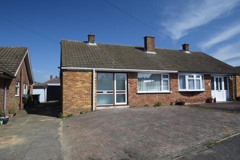 2 bedroom semi-detached bungalow for sale - Montfort Road, Chatham, ME5