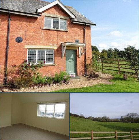 3 bedroom semi-detached house to rent - Thorverton