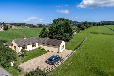 3 bedroom detached bungalow for sale - Oakfield Hapsford Lane Cheshire WA6