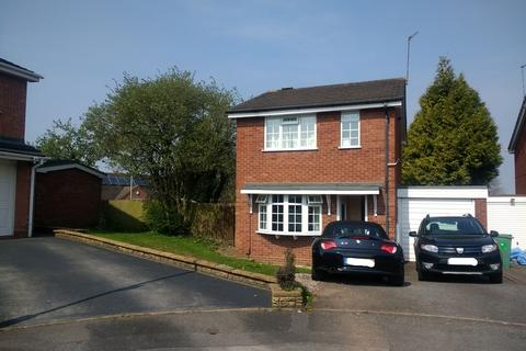3 bedroom detached house for sale - Tamar Grove Staffordshire ST17
