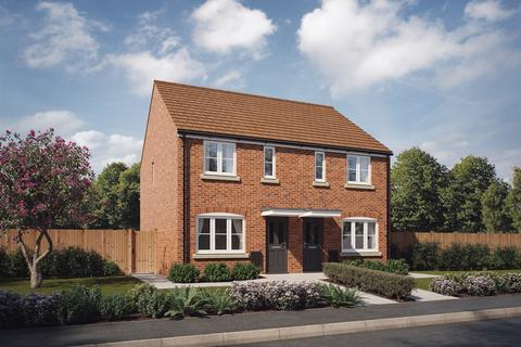 2 bedroom semi-detached house for sale - Plot 384, The Alnwick Special at Cleevelands, Bishop's Cleeve  GL52