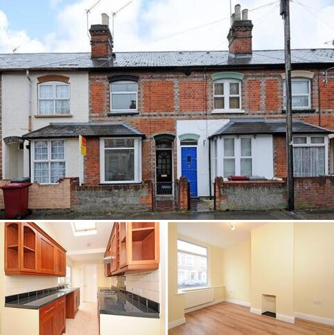 2 bedroom terraced house to rent - Belmont Road,  West Reading,  RG30