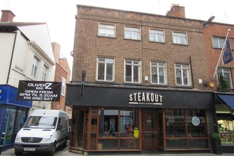 Studio to rent - Granby Street, Leicester, LE1
