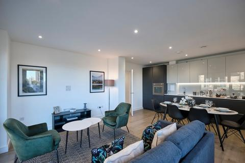 3 bedroom apartment - Plot A56, 3 Bedroom Apartment at White + Green, The Columbia Building, 120 Vallance Road, London E1