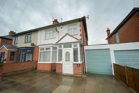 3 bedroom semi-detached house to rent - Thoresby Street, Leicester, LE5