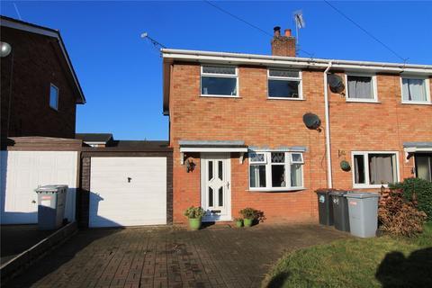 3 bedroom semi-detached house for sale - Portland Grove, Haslington, Crewe, Cheshire, CW1