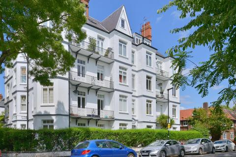 1 bedroom ground floor flat - Sutton Court Mansions, Grove Park Terrace, London, W4