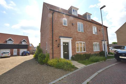 3 bedroom semi-detached house to rent - Wells-next-the-Sea