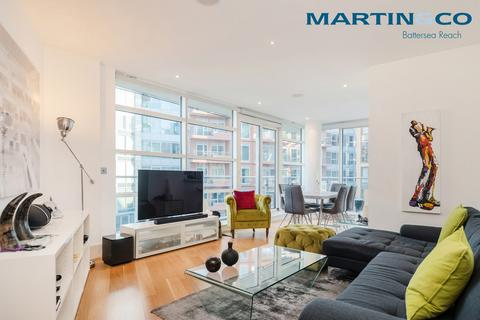 2 bedroom apartment to rent - Kingfisher House, Battersea Reach