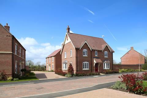 4 bedroom detached house for sale - The Bicton at Western Gate, New Lubbesthorpe