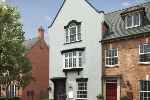 3 bedroom end of terrace house for sale - The Grove at Earl's Walk, New Lubbesthorpe