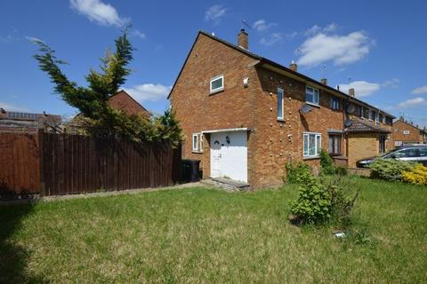 3 bedroom end of terrace house for sale - Duncombe Close, Luton