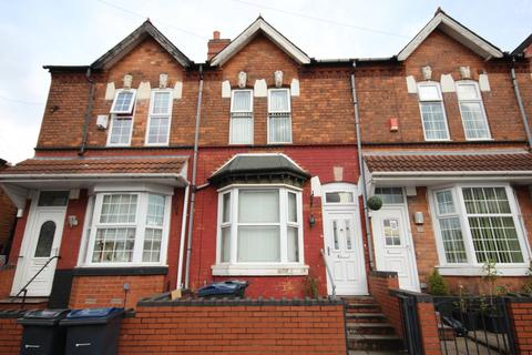 4 bedroom terraced house to rent - Shenstone Road, Edgbaston, West Midlands, B16