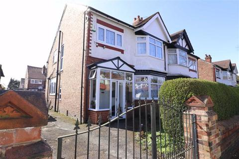 4 bedroom semi-detached house for sale - Stratton Road, Whalley Range, Manchester, M16