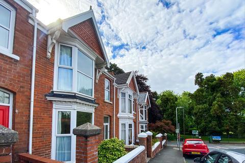 6 bedroom terraced house for sale - Knoll Avenue, Uplands, Swansea, SA2
