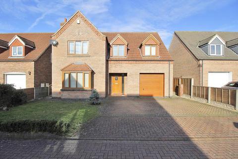 4 bedroom detached house for sale - Astley Crescent, Scotter, Gainsborough