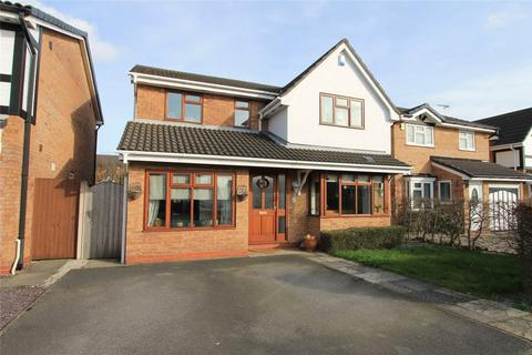 4 bedroom detached house for sale - Mills Way, Leighton, Crewe, Cheshire, CW1