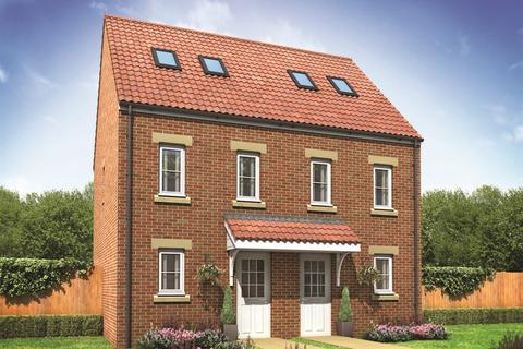 3 bedroom terraced house for sale - Plot 54, The Moseley at The Hedgerows, Crewe Road ST7