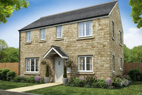 3 bedroom detached house for sale - Plot 25, The Clayton Corner at Saxon Grove, Restrop Road SN5