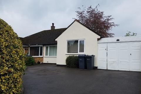 2 bedroom semi-detached bungalow to rent - Hillmorton Road, Four Oaks