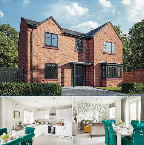 4 bedroom detached house for sale - Plot 12, The Cottingham at Hallside, Off High Green, Darlington, County Durham DL3
