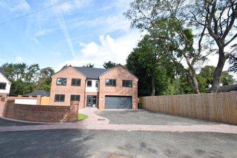 5 bedroom detached house for sale - Meadow View, Mill Lane, Willaston