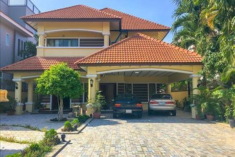 6 bedroom villa - street 337, Toul Kork, Phnom Penh, KHSV24