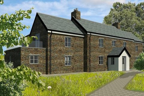 5 bedroom property with land for sale - Llanmadoc, Gower, Swansea, City & County Of Swansea. SA3 1DB