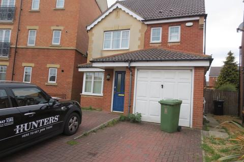 4 bedroom detached house for sale - Ovett Gardens, St James Village, Gateshead, NE8 3JH