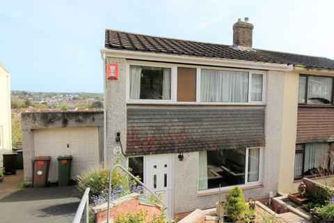 3 bedroom semi-detached house to rent - Long Meadow, Plympton