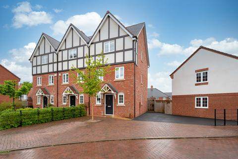 3 bedroom end of terrace house for sale - Bower Square, Knowle