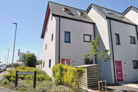 4 bedroom end of terrace house for sale - Solar Crescent, Plymouth. A 4 bedroom 'Energy Efficient' Family Home.