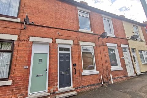 2 bedroom terraced house to rent - St. Albans Road, Bulwell, Nottingham, NG6 9JQ