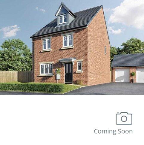 5 bedroom detached house for sale - Plot 406, The Ripley at Castle Gate, York Road, Knaresborough, North Yorkshire HG5
