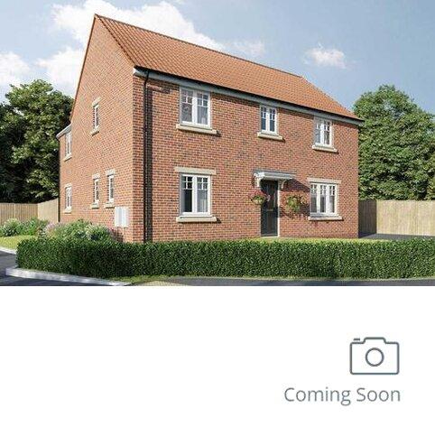 4 bedroom detached house for sale - Plot 407, The Kempthorne at Castle Gate, York Road, Knaresborough, North Yorkshire HG5