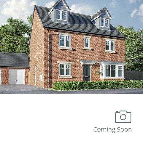 5 bedroom detached house for sale - Plot 302, The Fletcher at Castle Gate, York Road, Knaresborough, North Yorkshire HG5