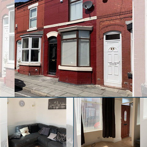 2 bedroom terraced house to rent - Endfield Road, Liverpool L13