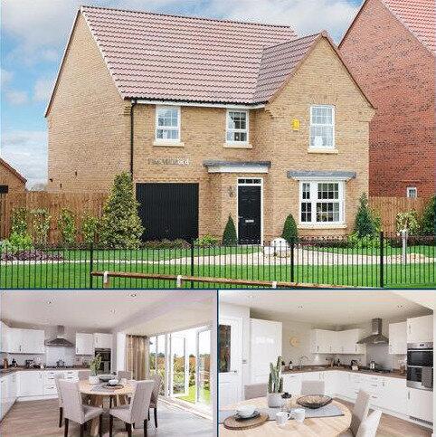 4 bedroom detached house for sale - Plot 32, Millford at Cherry Tree Park, St Benedicts Way, Ryhope, SUNDERLAND SR2